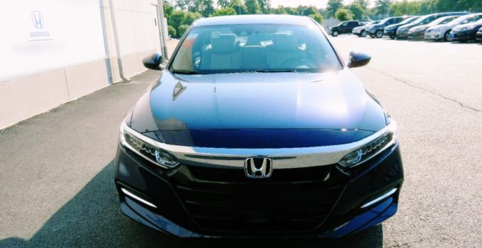 2019 Honda Accord Hybrid Touring Redesign And Price Best Mpg
