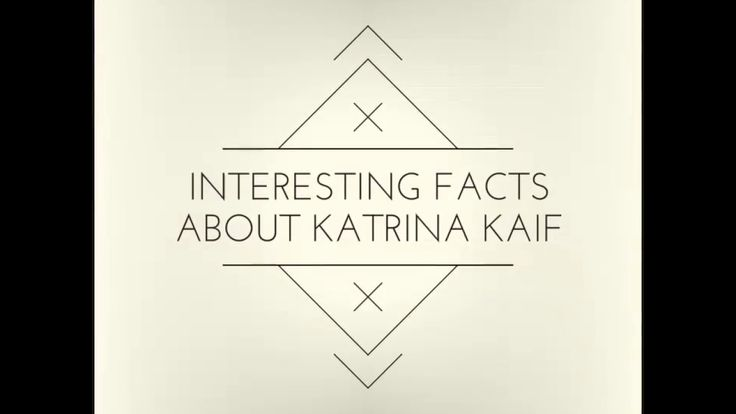 INTRESTING FACTS ABOUT KATRINA KAIF | FACTICIAL |  Duration: 2:43.