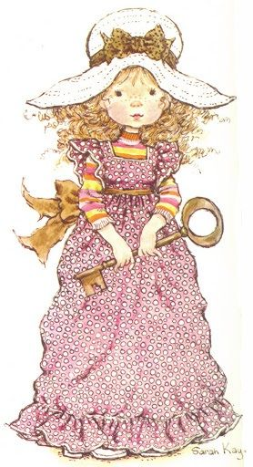 Joven con llave - Sarah Kay