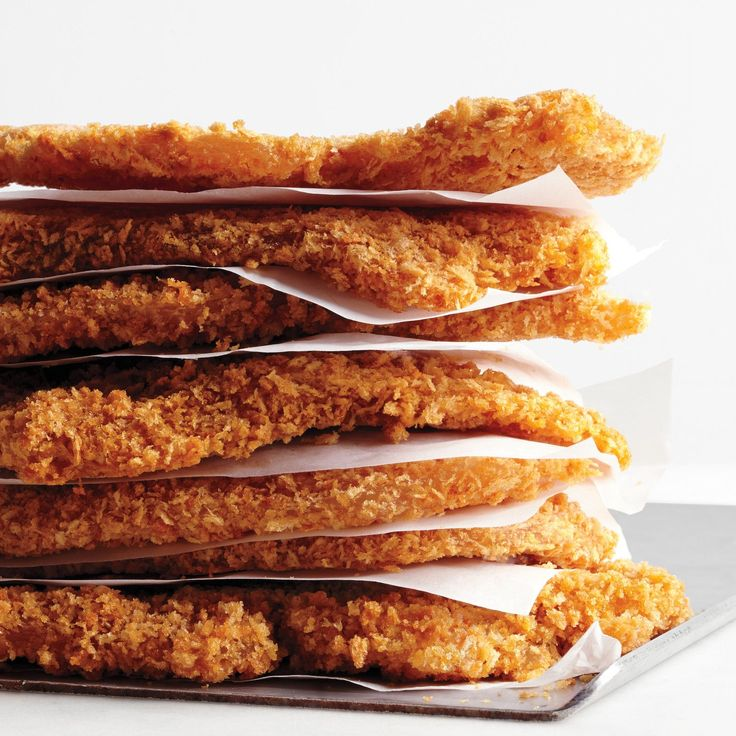 When you prepare crisp, golden cutlets in advance and stockpile them in your freezer, you open up all kinds of options for speedy dinners. To kick off our new Make Ahead series about shortcuts and time-savers, here are delicious baked alternatives to breaded cutlets from a box. The best part? They go from frozen to perfection in a mere 15 minutes.