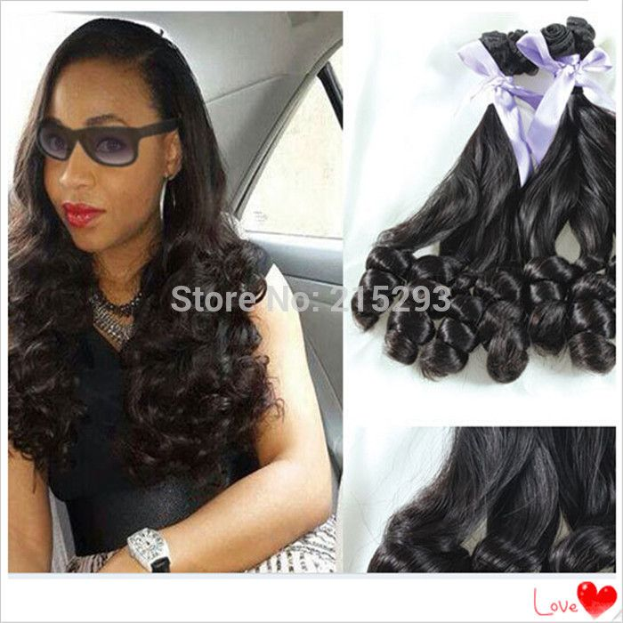 Best 25 cheap hair straighteners ideas on pinterest blonde find more hair weaves information about 6a grade virgin peruvian bouncy curl aunty funmi hair extensions pmusecretfo Choice Image