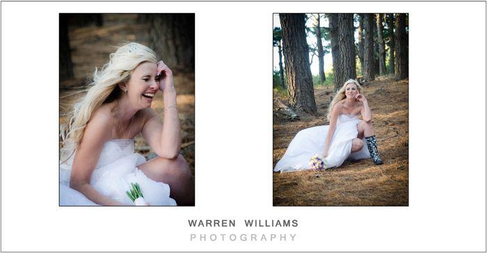 Carly and Trevor, Suikerbossie - Warren Williams