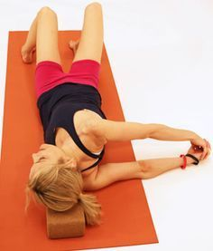 Stretch out your body and relax your muscles with this yoga massage workout. These exercises will leave your body feeling stress-free and calm. Give your body a self-deserving massage with these simple moves.