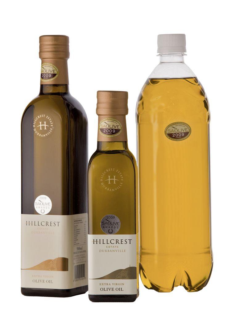 Hillcrest Extra Virgin Olive Oil #Olives #OliveOil