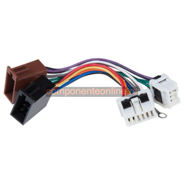 Cablu adaptor ISO, Nissan - 402521
