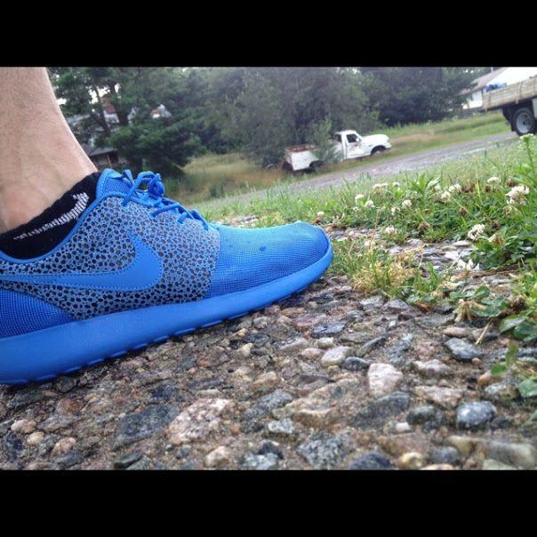 Nike Roshe Run safari #nike #safaripack #rosherun #sneakers