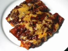 Tex-Mex Cheese Enchiladas With Red Chili Gravy | Serious Eats : Recipes
