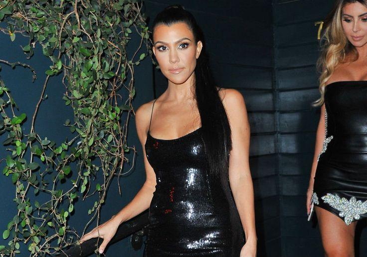 Skinny Kourtney Kardashian Only Weights 36 More Pounds Than Mason Disick! #KourtneyKardashian, #Kuwk, #MasonDisick, #TheKardashians celebrityinsider.org #Entertainment #celebrityinsider #celebritynews #celebrities #celebrity