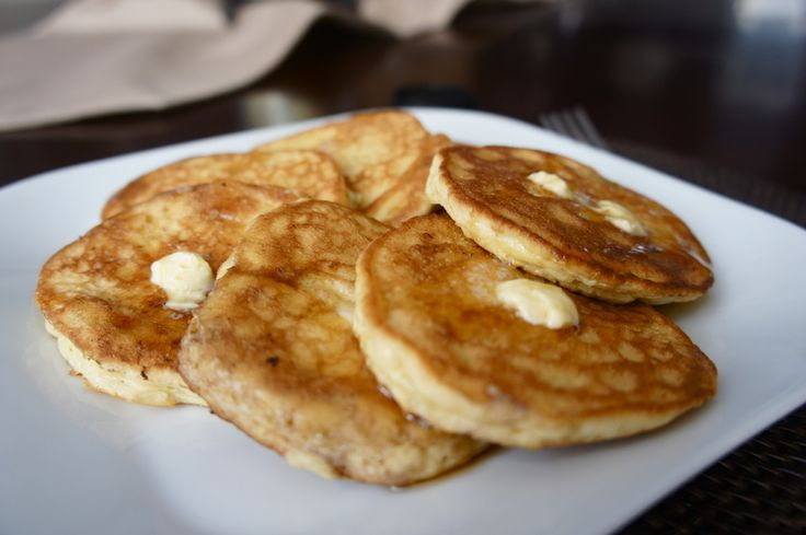 Perfect Low Carb High Fat Fluffy Paleo Pancakes