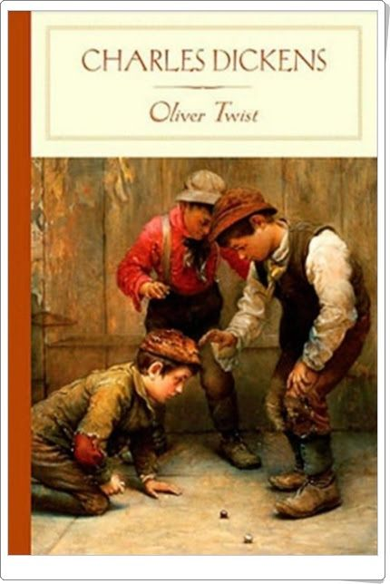 """Oliver Twist"" de Charles Dickens"