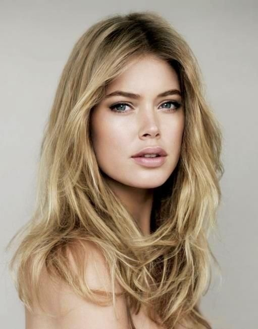 Doutzen   #hair  inspiration