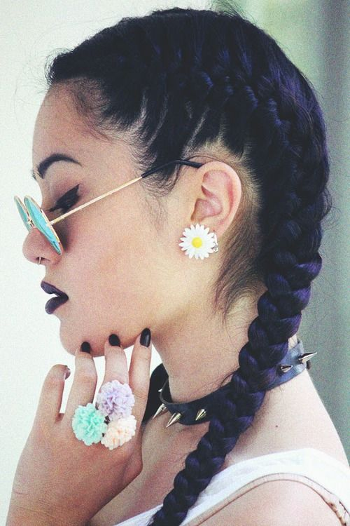 Grow Lust Worthy Hair FASTER Naturally} ========================== Go To: www.HairTriggerr.com ========================== I'm Digging This French Braid!
