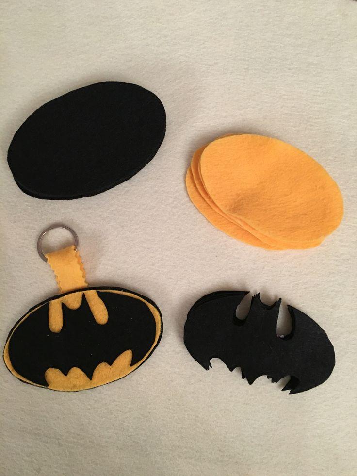 Batman, felt for boys