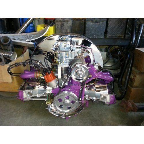 Vw 2332 Dual Port Complete Engine Sand Rail, Buggie, Bug, Ghia, Trike, Baja, Bus, Type Ii Volkswagen | VW Baja Bug Parts