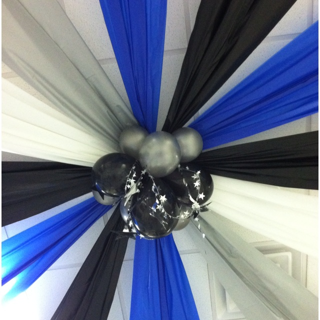 Best 25 party ceiling decorations ideas on pinterest for Balloon ceiling decoration