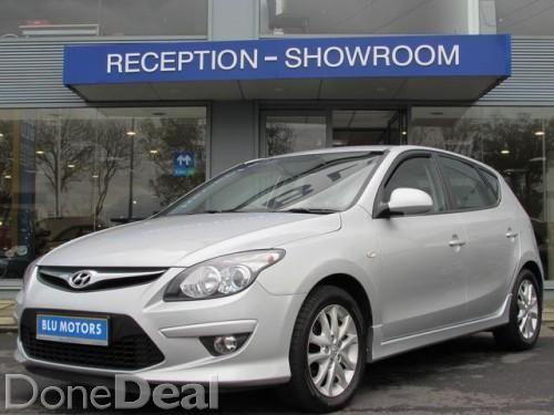 Hyundai i30 1.6 Litre Diesel