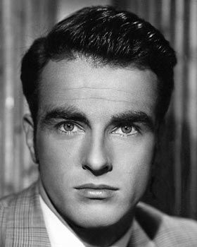 Montgomery Clift.Nacido Edward M. Clift, el 17 de octubre de 1920 en Omaha, NE Murió el 23 de julio de 1966 de un ataque al corazón en Nueva York, NY Sensitivo, melancólico e introspectivo, fue probablemente uno de loshactores más destacados de la pantalla.