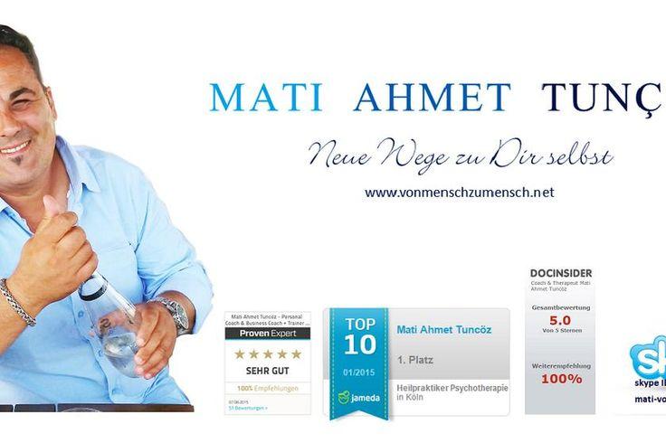 Mati Ahmet Tunçöz's page on about.me – https://about.me/matiahmettuncoez