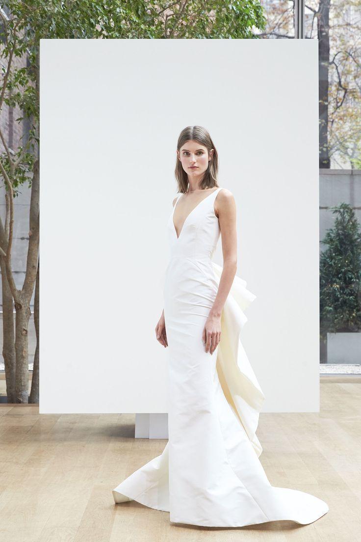 Oscar de la Renta Bridal Spring 2018 Fashion Show Collection
