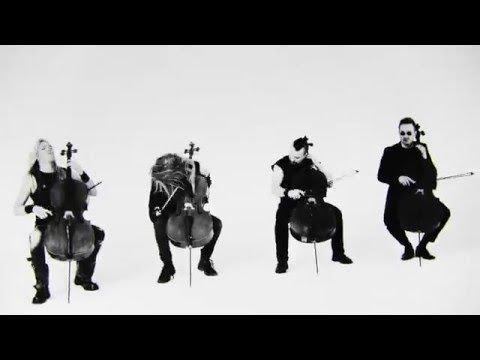 Apocalyptica - Battery (Official Video) - YouTube