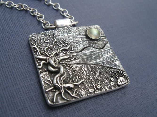 How to Make Silver Clay Jewelry