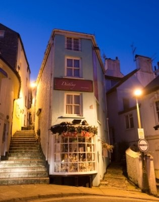 The Coffin House in Brixham