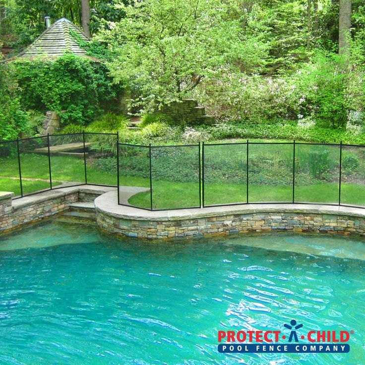 Our Removable Pool Fence With Unbreakable, Fiberglass Posts Provides You  With Peace Of Mind About The Safety Of Your Pool. Get Your Free Quote Today!
