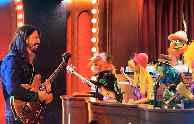 Dave and the Muppets ❤️