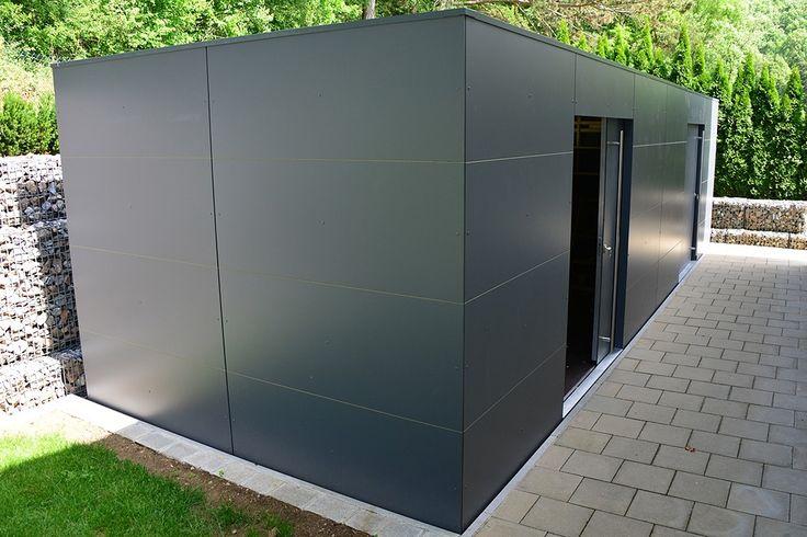 Aluminium MPS tuinhuis