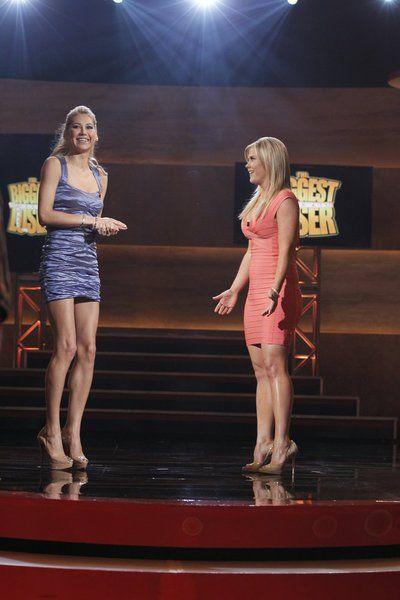 Still of Anna Kournikova and Alison Sweeney in The Biggest Loser (2004)