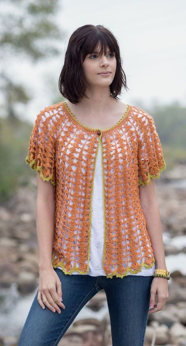 910 Best Images About Crochet Sweater On Pinterest