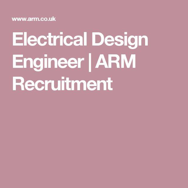 Electrical Design Engineer | ARM Recruitment