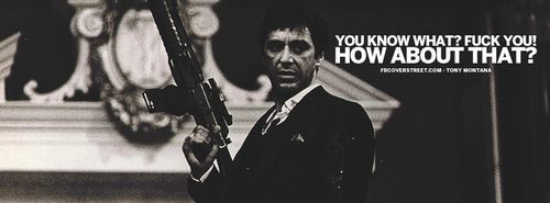 scarface quotes | ... guy tony montana scarface quote 2013 04 07 tags scarface quotes movies