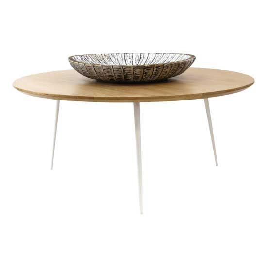 GCT341W Mols Round Coffee Table
