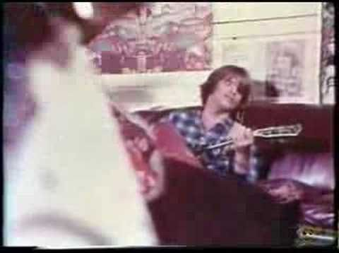 """CCR, """"Looking Out My Back Door""""..... would dance around singing this while picking up...."""
