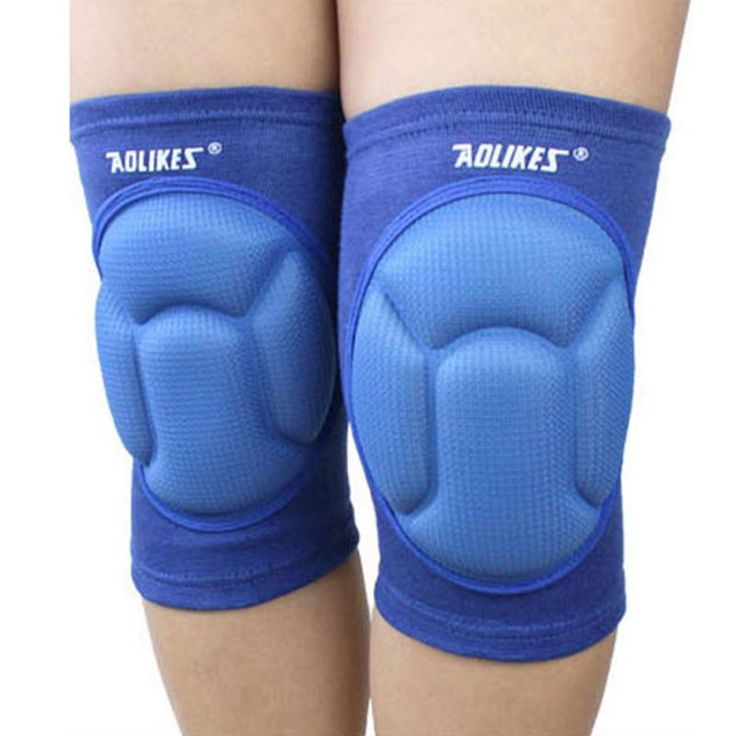 2016 Thickening Football Volleyball Extreme Sports knee pads brace support Protect Cycling Knee Protector Kneepad ginocchiere #clothing,#shoes,#jewelry,#women,#men,#hats,#watches,#belts,#fashion,#style