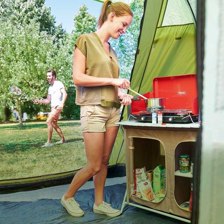 #Meuble #Cuisine #Trigano #Camping http://www.triganostore.com/meuble-cuisine-pliant-trigano.html