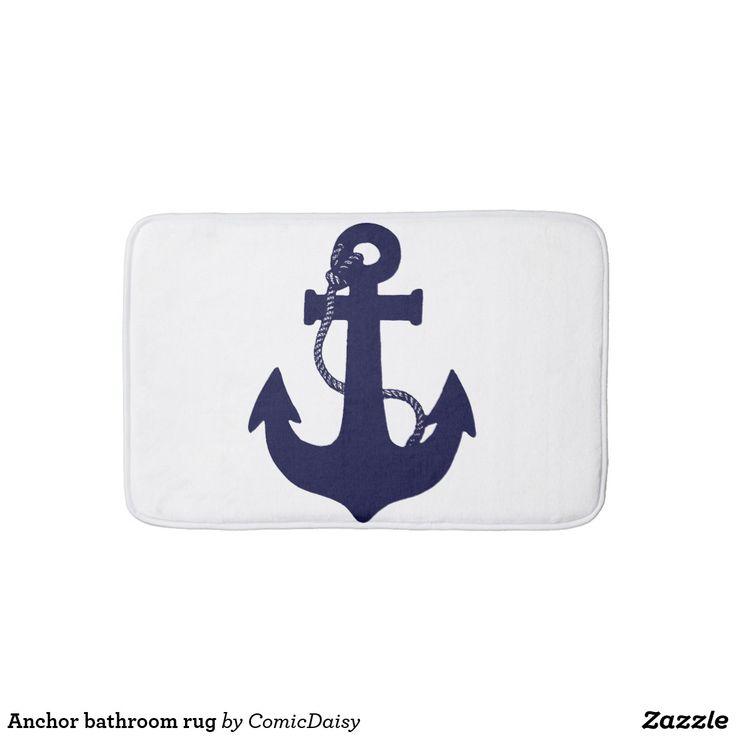 Anchor Bathroom Rug: Best 25+ Anchor Bathroom Ideas On Pinterest