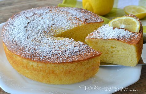 Torta al limone e mascarpone