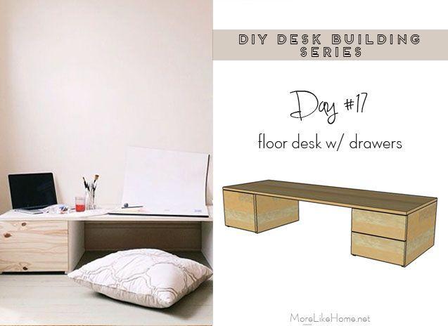 Standard Concerns On Fast Secrets In Modern Woodworking Furniture Pocket Hole Finewoodworkinghowtomake Floor Desk Diy Desk Diy Flooring