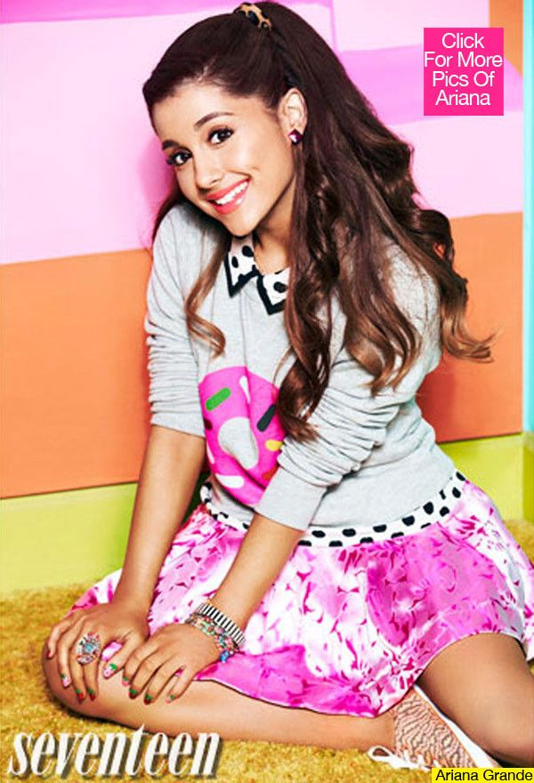 Ariana Grande 'Unhappy' On 'Victorious — Dishes On Drama In ...