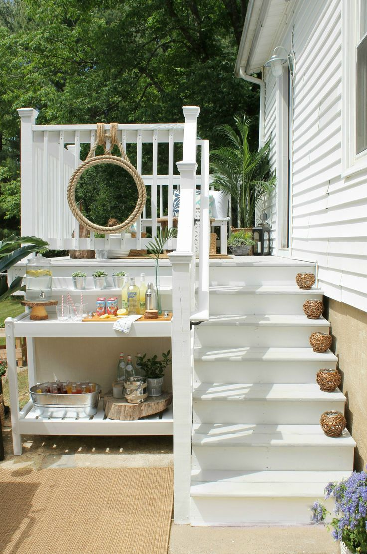 Deck amp patio furniture are often neglected when hiring a pressure - Find This Pin And More On Home Deck Porch Patio By Kskling