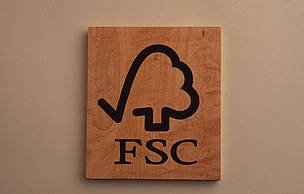 Help protect forests by choosing FSC-labelled products when selecting your furniture and timber items, or asking your retailer to stock FSC-certified products
