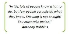 Power comes from harnessed knowledge!: Tony Robbins, Harness Knowledge