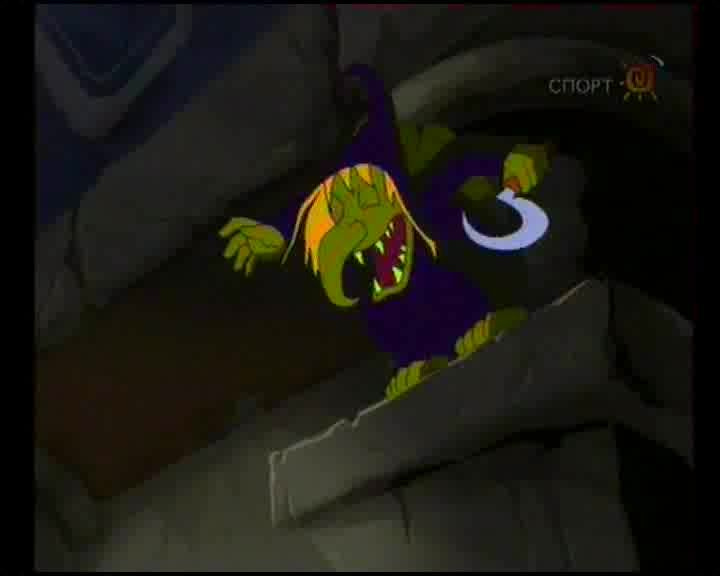 One of the gnomes of the dark Queen.