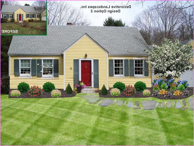 17 Best Ideas About Cape Cod House Rentals On Pinterest Cape Cod Small House Landscaping Front House Landscaping Ranch House Landscaping