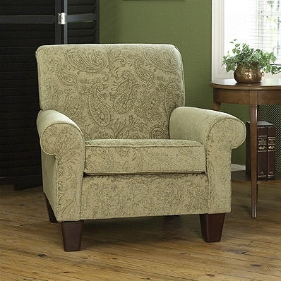 Love this accent chair