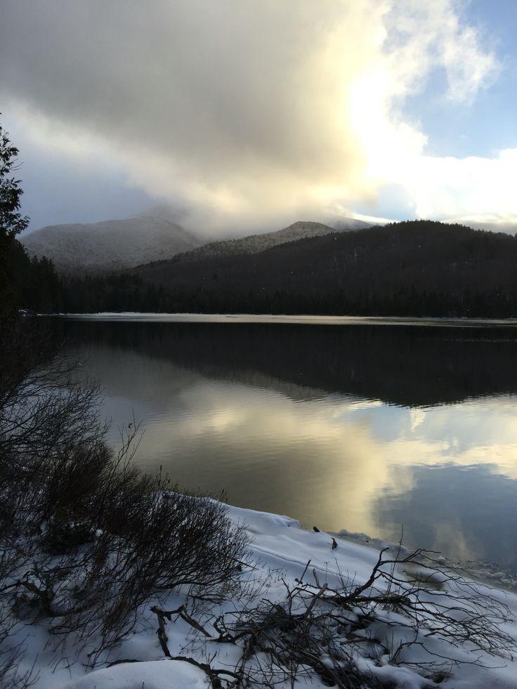Lake placid, Adirondack, USA