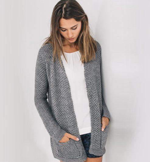 65fe244670e0a9 Les pulls, gilets, sweats, cardigans pour femmes sont sur la boutique en  ligne Promod   mode femme ✓Livraison et Retour gratuits en boutique.