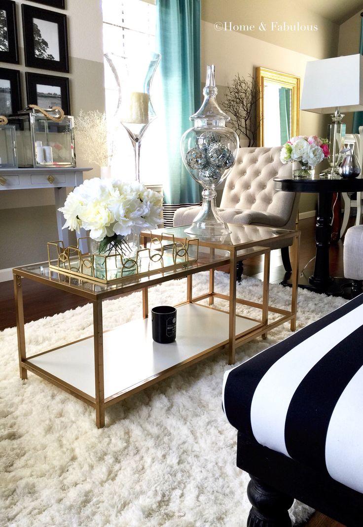 Incorporate Fall Decor Into Living Room
